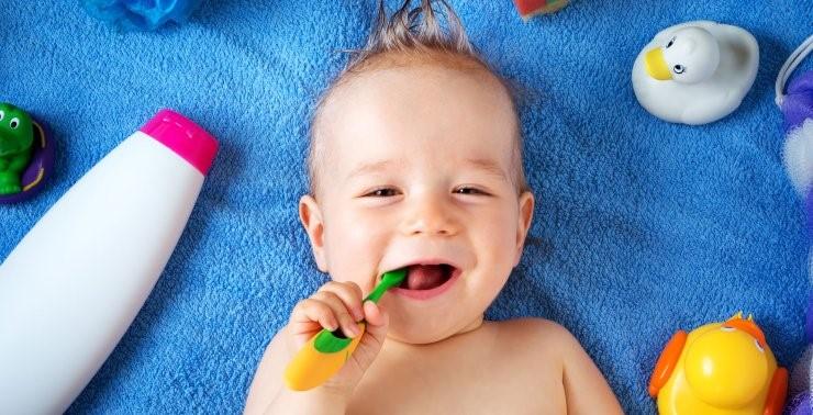 1 1 - دندان درآوردن نوزادان