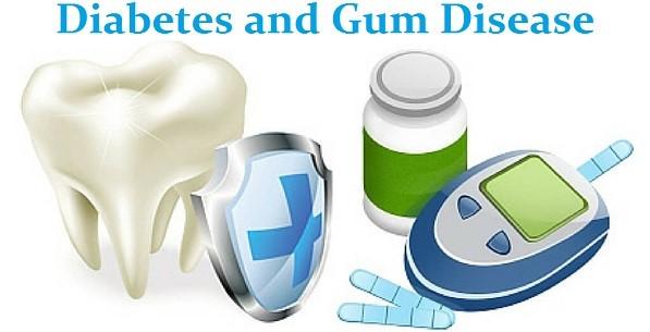 دیابت و سلامت دهان و دندان ها